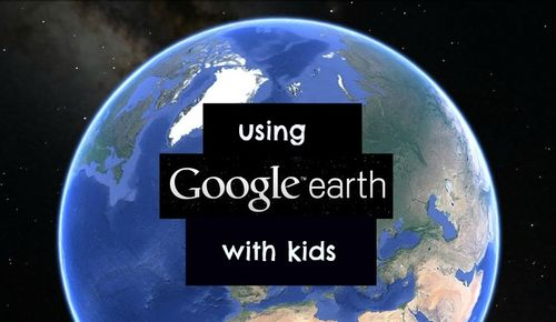 Google-earth-with-kids